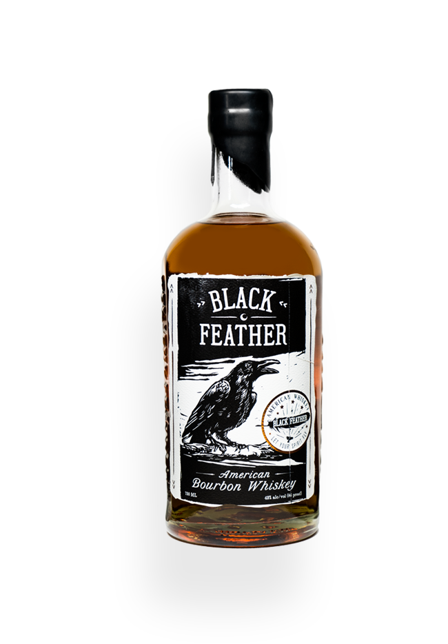 Black Feather Whiskey image